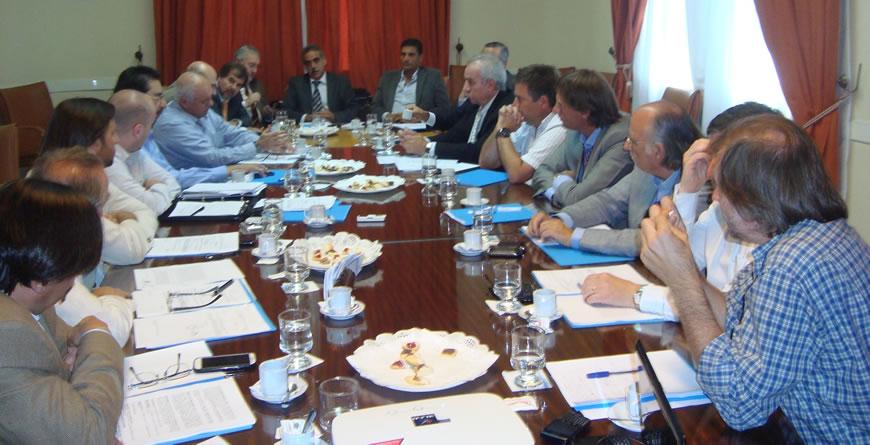 El CGPBB en la última reunión anual del Consejo Portuario Argentino
