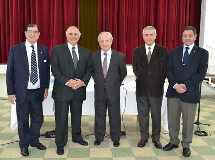 Primera promoción de la Diplomatura en Gestión de Puertos y Zonas francas