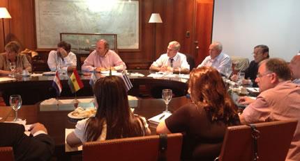 El CGPBB en el Consejo Consultivo Nacional