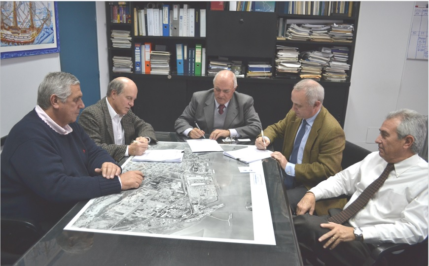 Nuevas inversiones de Louis Dreyfus en el Puerto de Bahía Blanca