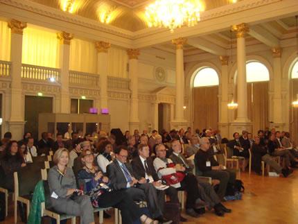 El CGPBB integra el Consejo Directivo de la A.I.V.P