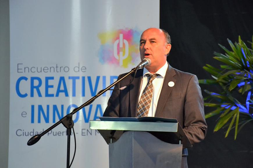 Encuentro de Creatividad e Innovación organizado por el CGPBB
