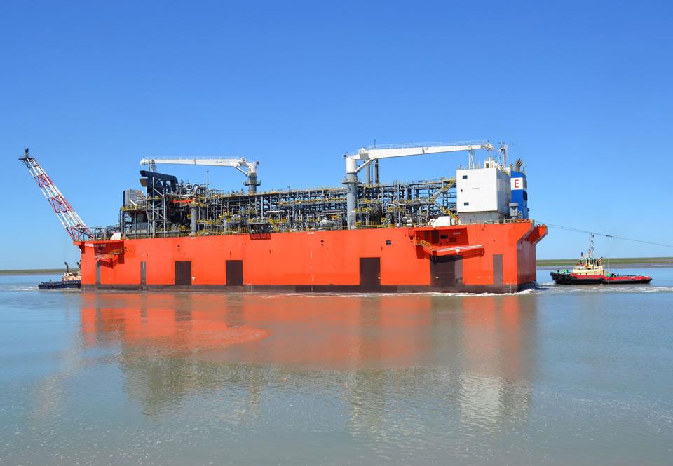El Puerto de Bahía Blanca exportará gas