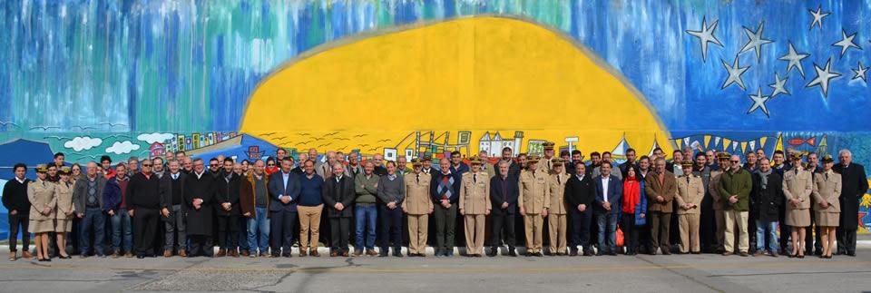 Exitoso 4to Taller Regional de Seguridad Portuaria