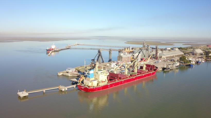 Puerto de Bahía Blanca | Valioso cuatrimestre para el Puerto de Bahía Blanca