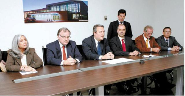 Acuerdo con Puerto de Nantes