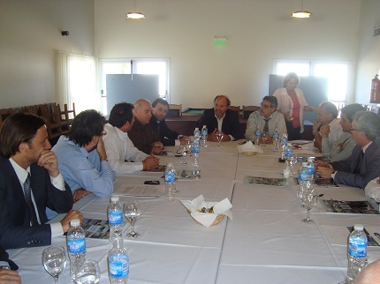 El Puerto de Bahía Blanca en un nuevo encuentro del Consejo Portuario Argentino