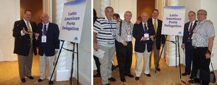 El Cr. Hugo Borelli asumió la Presidencia Latinoamericana de la A.A.A.P