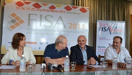 """El Consorcio de Gestión del Puerto de Bahia Blanca auspicia """"FISA VIVE – Bahía Blanca Ciudad Puerto"""""""