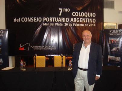 7mo Coloquio y primera reunión del Consejo Portuario argentino