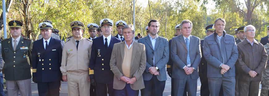 Homenaje a Tripulantes y Navíos que participaron de la Guerra de Malvinas