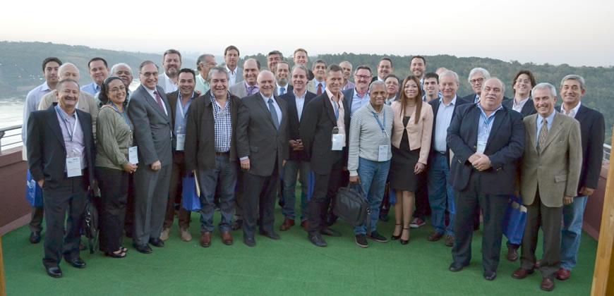 El Puerto de Bahía Blanca se destacó en el XXIII Congreso Latinoamericano de Puertos