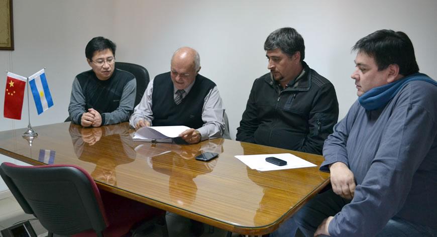 Acuerdo de colaboración y mantenimiento de la fuente laboral