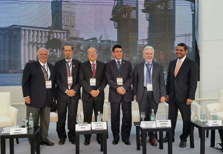 Nueva participación en el Congreso Latinoamericano Portuario
