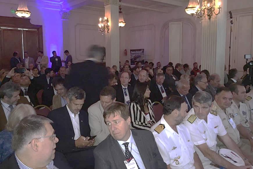 I Encuentro Multisectorial del Consejo Portuario Argentino