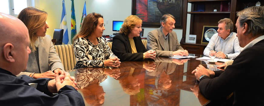 Constitución de la Mesa de Vinculación Ciudad-Puerto