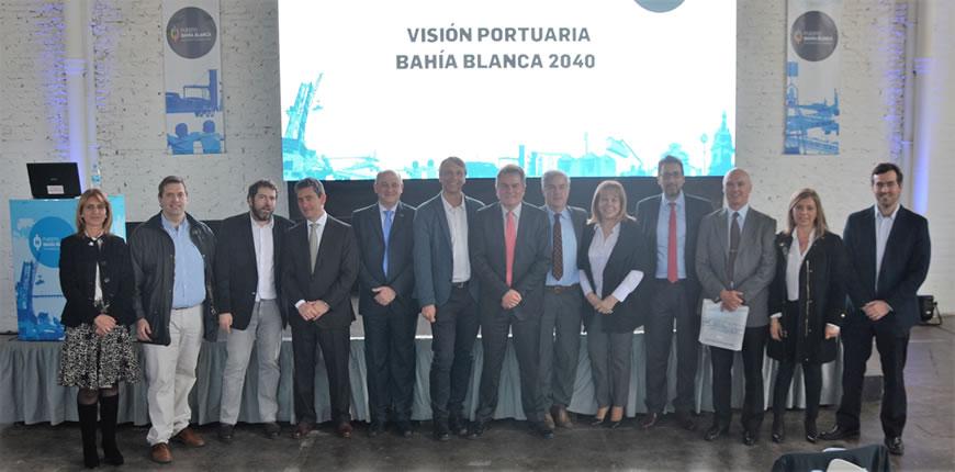 Lanzamiento Visión Portuaria Bahía Blanca 2040