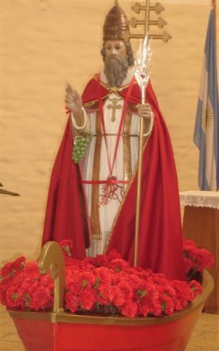 Procesión Santa